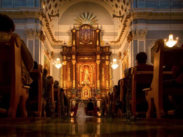 La boda de Fran y Ana en Riba-roja De Túria, Valencia 9