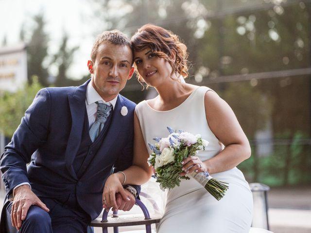 La boda de Bea y Vicente