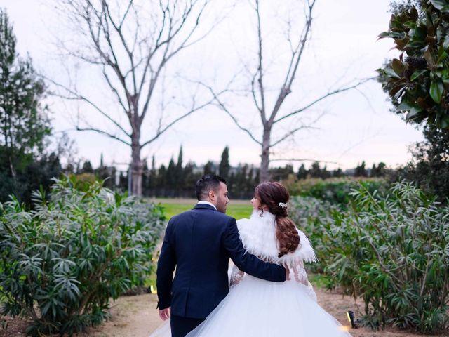 La boda de Acaena y Arush