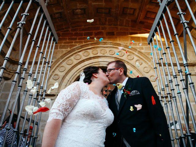 La boda de Luisa y Fran