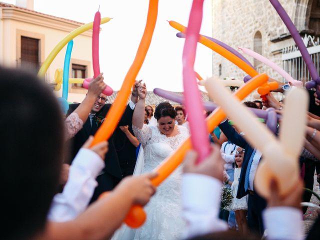 La boda de Fran y Luisa en Villacarrillo, Jaén 11