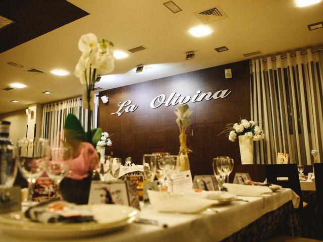 La boda de Fran y Luisa en Villacarrillo, Jaén 16
