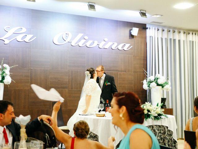 La boda de Fran y Luisa en Villacarrillo, Jaén 22