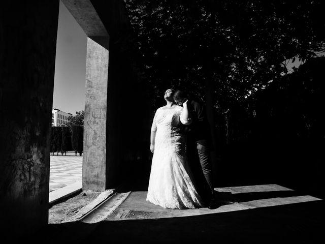 La boda de Fran y Luisa en Villacarrillo, Jaén 13