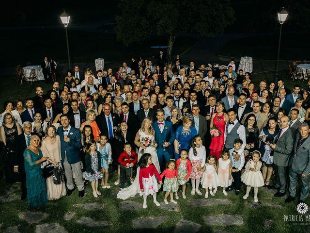 La boda de Miguel y Arancha  en Villanueva De La Cañada, Madrid 12