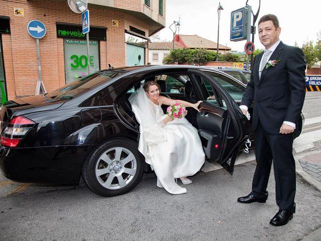 La boda de Alvaro y Arancha en Illescas, Toledo 13