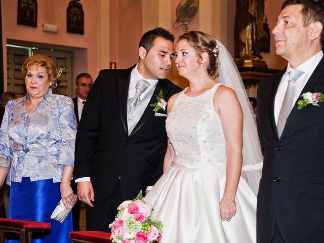 La boda de Alvaro y Arancha en Illescas, Toledo 14