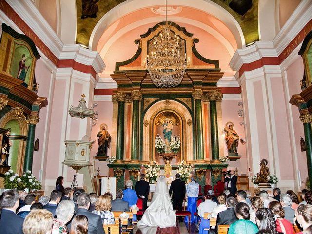 La boda de Alvaro y Arancha en Illescas, Toledo 15