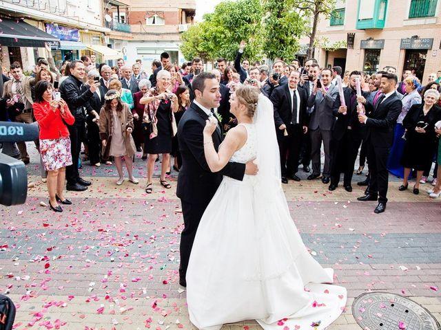 La boda de Alvaro y Arancha en Illescas, Toledo 17