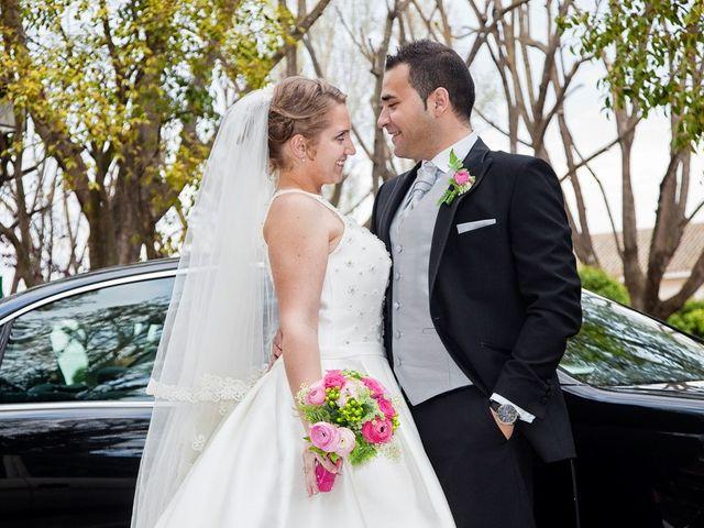 La boda de Alvaro y Arancha en Illescas, Toledo 19