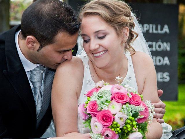 La boda de Alvaro y Arancha en Illescas, Toledo 21