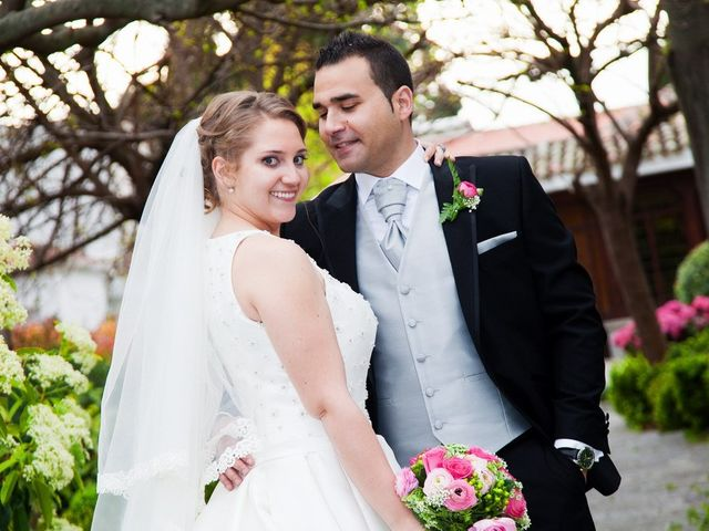 La boda de Alvaro y Arancha en Illescas, Toledo 23