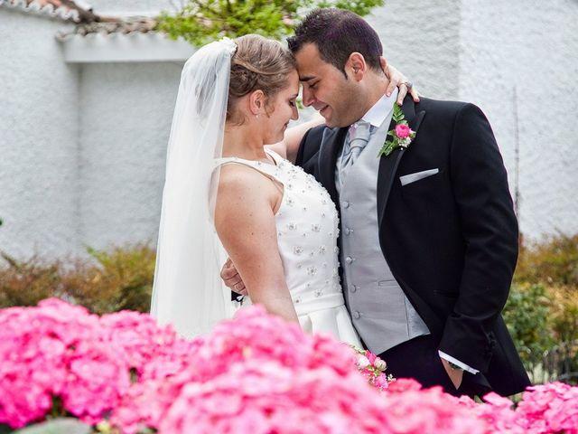 La boda de Alvaro y Arancha en Illescas, Toledo 25
