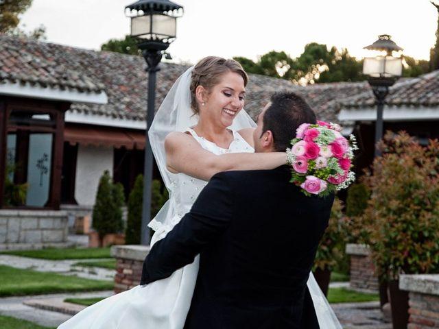 La boda de Alvaro y Arancha en Illescas, Toledo 26