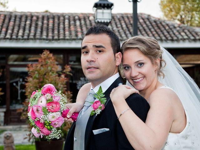La boda de Alvaro y Arancha en Illescas, Toledo 27