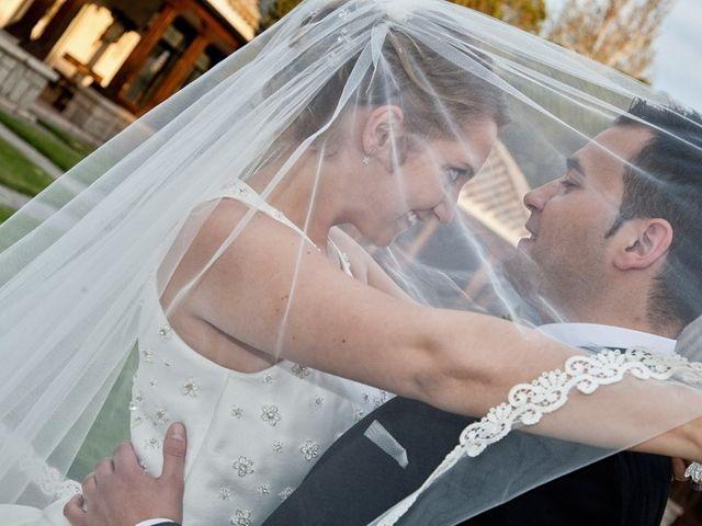 La boda de Alvaro y Arancha en Illescas, Toledo 28
