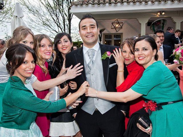 La boda de Alvaro y Arancha en Illescas, Toledo 31