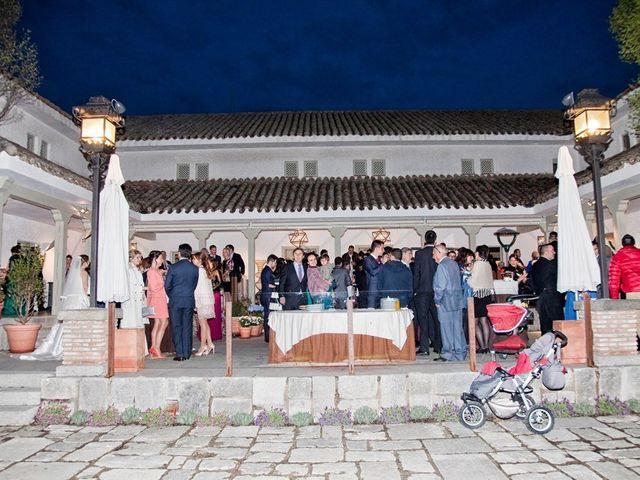 La boda de Alvaro y Arancha en Illescas, Toledo 34