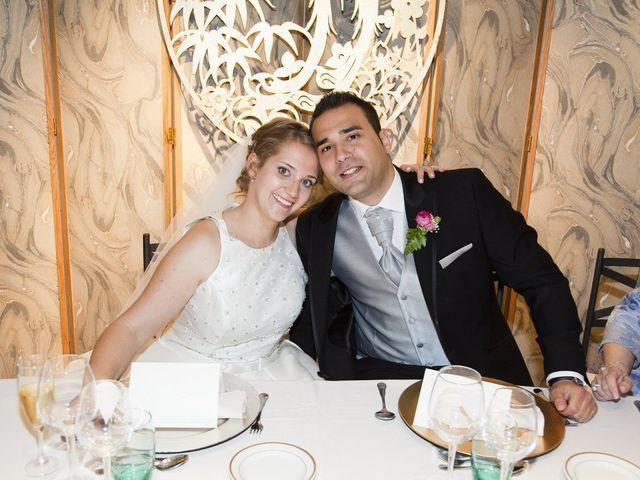 La boda de Alvaro y Arancha en Illescas, Toledo 36