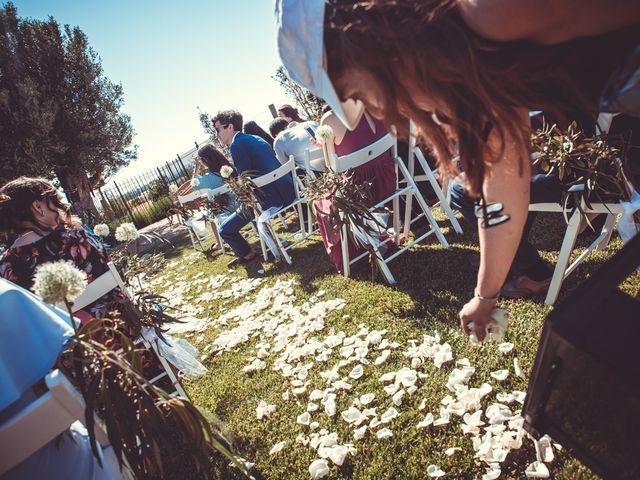 La boda de Niklas y Marina en Pals, Girona 6