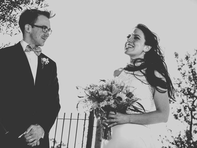 La boda de Niklas y Marina en Pals, Girona 9