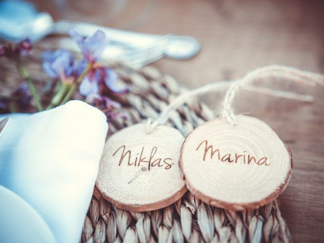 La boda de Niklas y Marina en Pals, Girona 14