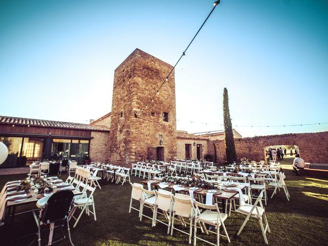 La boda de Niklas y Marina en Pals, Girona 15