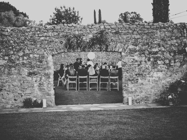 La boda de Niklas y Marina en Pals, Girona 20