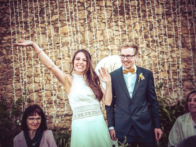 La boda de Niklas y Marina en Pals, Girona 22