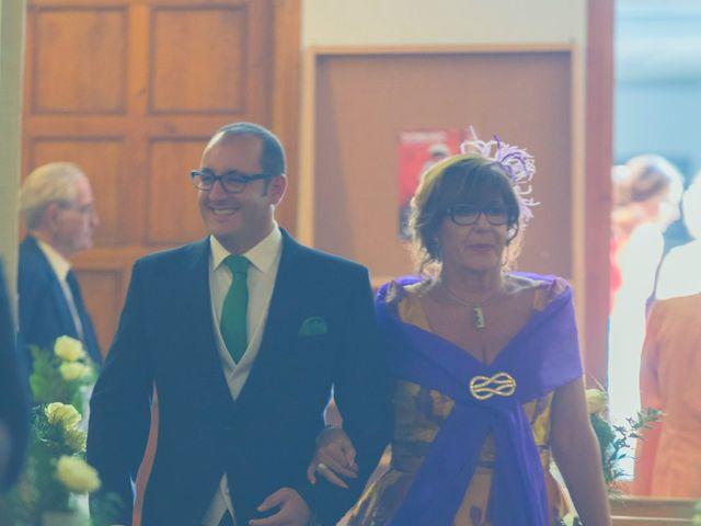 La boda de Carlos y Itziar en Alacant/alicante, Alicante 9