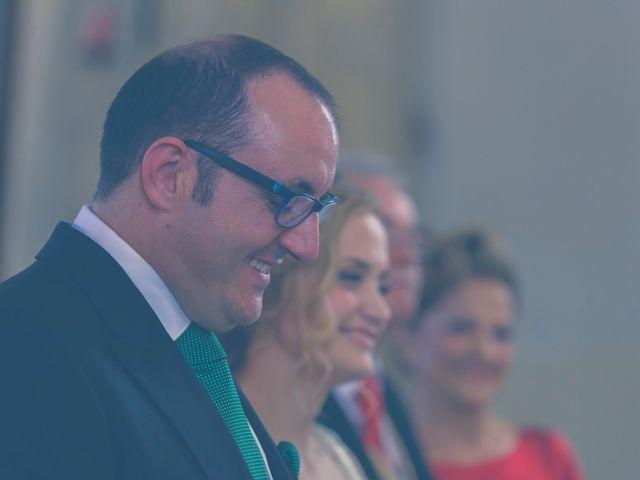 La boda de Carlos y Itziar en Alacant/alicante, Alicante 12