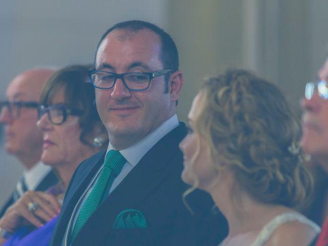La boda de Carlos y Itziar en Alacant/alicante, Alicante 14