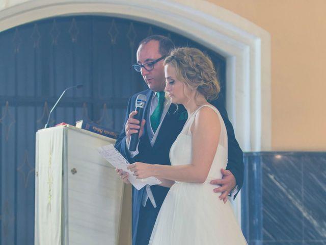 La boda de Carlos y Itziar en Alacant/alicante, Alicante 15