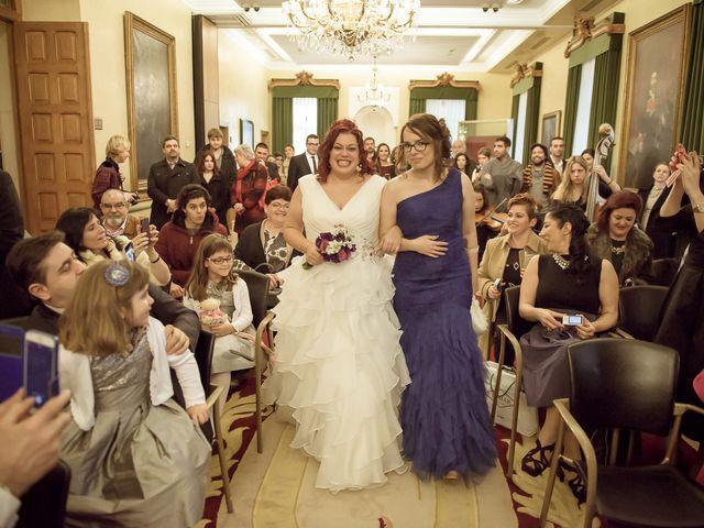 La boda de Igor y Paula en Gijón, Asturias 34