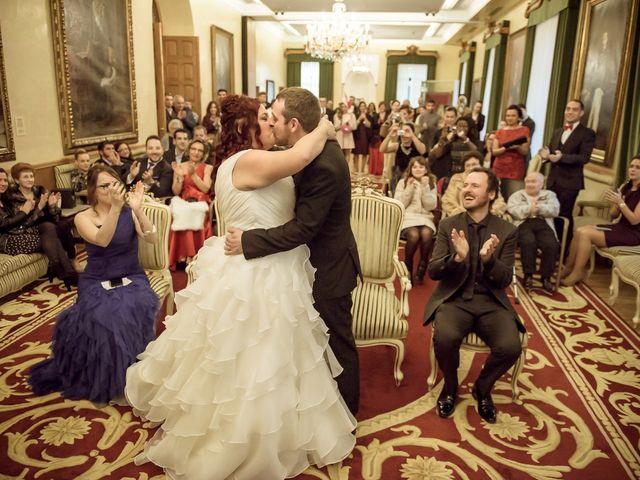 La boda de Igor y Paula en Gijón, Asturias 42