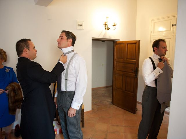 La boda de Juan y Julia en Pastrana, Guadalajara 10
