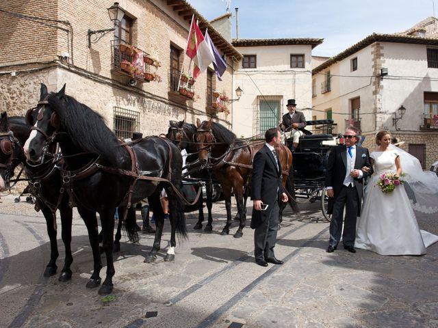La boda de Juan y Julia en Pastrana, Guadalajara 20