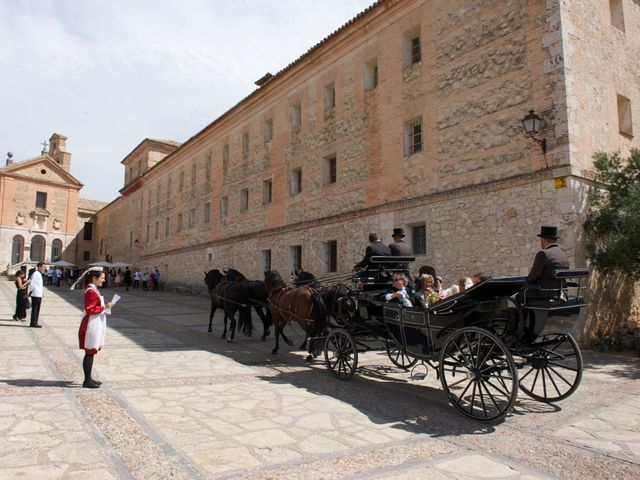 La boda de Juan y Julia en Pastrana, Guadalajara 22
