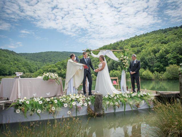 La boda de Cristian y Ana en Señorio De Bertiz, Navarra 14