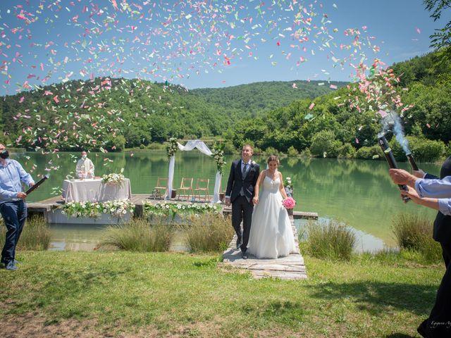 La boda de Cristian y Ana en Señorio De Bertiz, Navarra 16