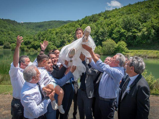 La boda de Cristian y Ana en Señorio De Bertiz, Navarra 17