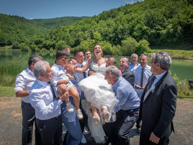 La boda de Cristian y Ana en Señorio De Bertiz, Navarra 18