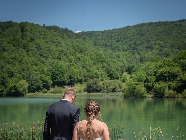 La boda de Cristian y Ana en Señorio De Bertiz, Navarra 21
