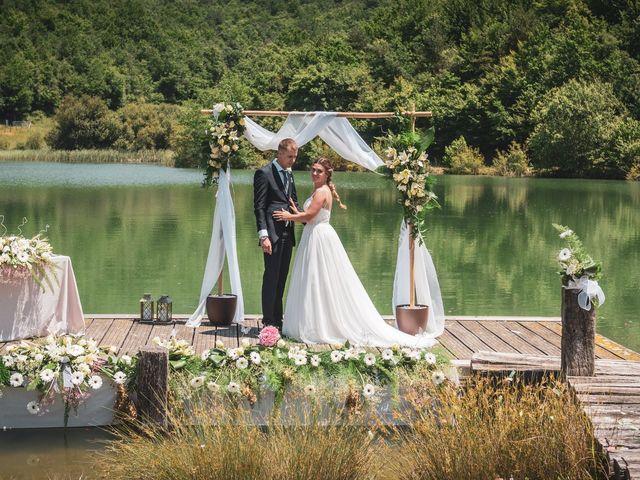 La boda de Cristian y Ana en Señorio De Bertiz, Navarra 23