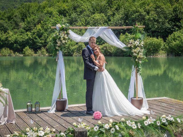 La boda de Cristian y Ana en Señorio De Bertiz, Navarra 24
