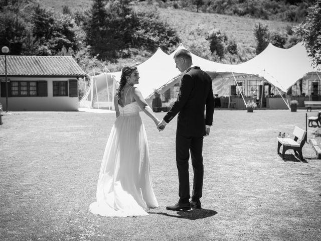 La boda de Cristian y Ana en Señorio De Bertiz, Navarra 27