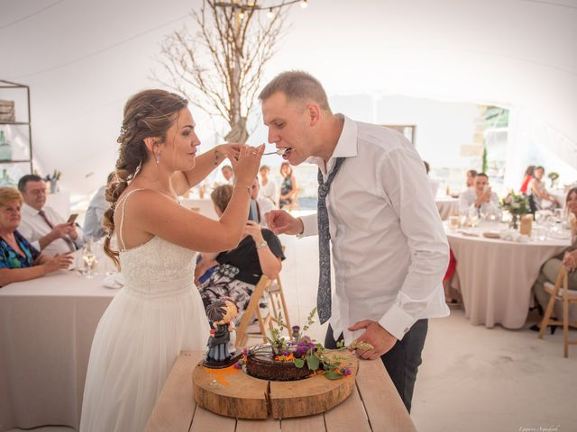 La boda de Cristian y Ana en Señorio De Bertiz, Navarra 31