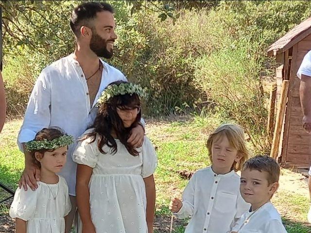 La boda de JUAN y Cynthia  en Los Barrios, Cádiz 3