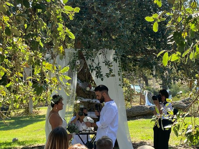 La boda de JUAN y Cynthia  en Los Barrios, Cádiz 4