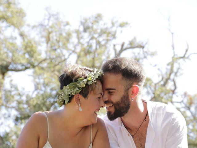 La boda de JUAN y Cynthia  en Los Barrios, Cádiz 5
